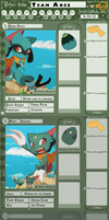 PMD - Team Ares by LittleScorpio