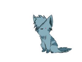 Chibi commish Minty by nightpooll