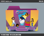 The Cleveland Show icon by kasbandi