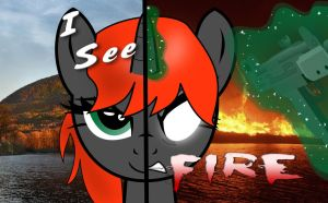Fortune's Fire by TheHumanDortch