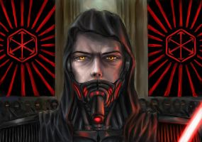 Sith Lord by Theocrata