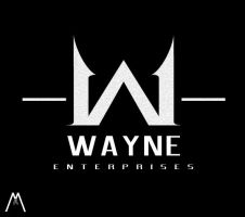 Wayne Enterprises Logo by MakioG