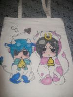 CielXSebby Bag by momo9595