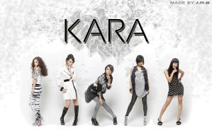 KARA Fan Made Wallpaper by JMBmista