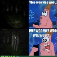 Patrick plays SLENDER by davidprogamer64