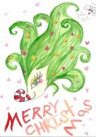 Christmas 2014 Card 2 by Kittychan2005