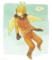 .:Water Color Angel:. by Ask-Oli