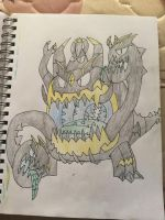 Guzzlord (My version) by Romeo1900