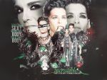 Bill Kaulitz 5 by peytonsworld