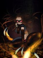 Commision: X23 by deztyle