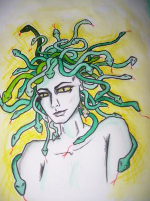Medusa - finished