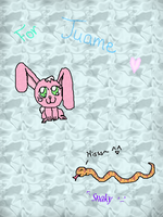.:-for Juame-:. by Mellonychan