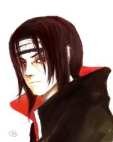 Itachi by Pajalie