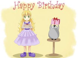 my birthday picture by Pennygu