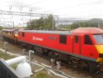 DBS 90 020 and 90 036 at Crewe by BoomSonic514