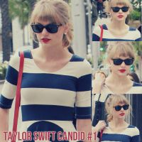 Taylor Swift Candid 01 by SweetValesKat