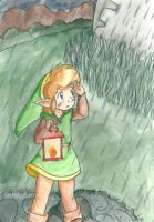 A link to the past by Bjekkergauken