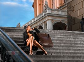 Good evening, Odessa by razoomanet