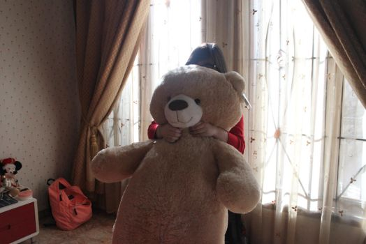 what the bear. by photographereyes