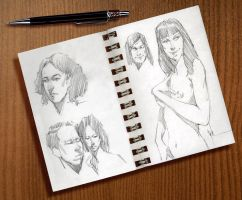 Sketchbook by Eyth