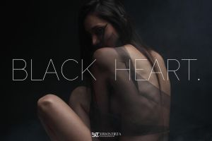 ''BLACK HEART'' - 14 by erwintirta