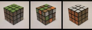 Minecraft cube by Synfull