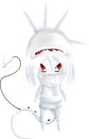 Chibi Unknown by Diaminerre