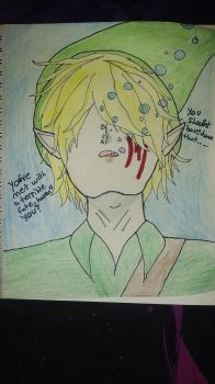 BEN DROWNED by CP-CreepyKitty
