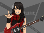 Ayu-Chin Keep Rockin' by IvanEliansyah