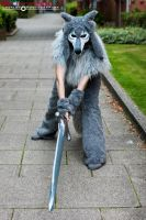 ALCON The Great Grey Wolf Sif 6 by TPJerematic
