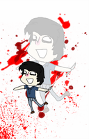 Danny: The Fabulous cannibal! by Random-Butterfly