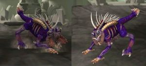 Spore Creation: Xenobeast by Existent-effigy