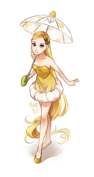 lemonade fullbody by meago