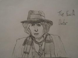 The Fourth Doctor by J-Edgar-Pinkerton