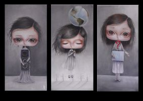 triptych by paulee1