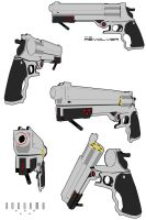 Gundown - the Revolver by Xeno-striker