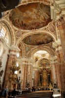 St James Cathedral Innsbruck 1 by wildplaces