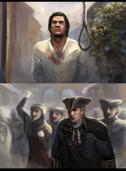 AC3 - Saving a son by DreamyNatalie