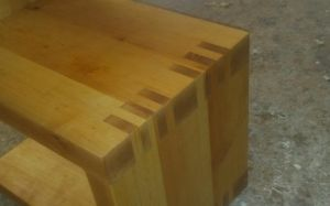 side table detail by handwerker2-0