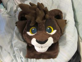KH2 Sora Lion Form Costume Progress 8 by PokemonMasta