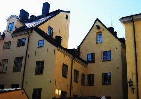 Sweden - Stockholm by MaryTheQueen