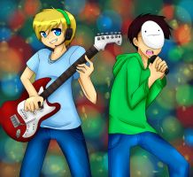 PewdieCry Band by Rainbow-fiedKitty