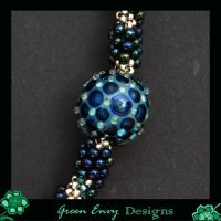 Dew- close up by green-envy-designs