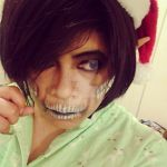 Titan Eren Christmas Jammies by moyashi20dango