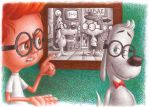 Mr. Peabody and Sherman IV by nik159