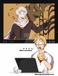 Hetalia comic, Kololololololo Guy by aliencatx