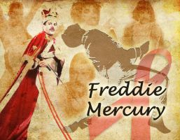 Freddie Mercury Tribute by Queen-obsession