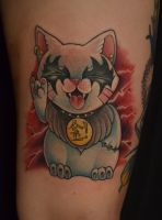 Neko Metal!!!! by kayleytatts