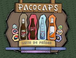 Pacocaps Portada by DRLM