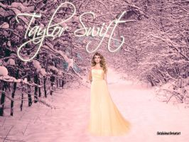 Taylor Swift Snow by NataliaJonas